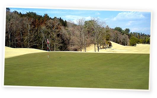 ザ・オーシャンゴルフクラブ(茨城県)